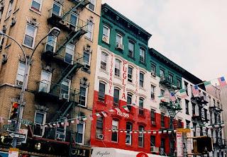 Litle Italy de Nueva York