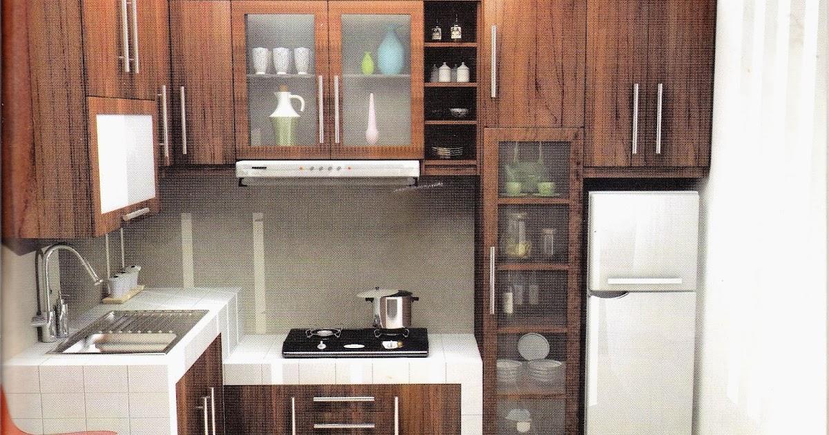 Jasa pembuatan kitchen set jual kitchen set murah for Harga pembuatan kitchen set