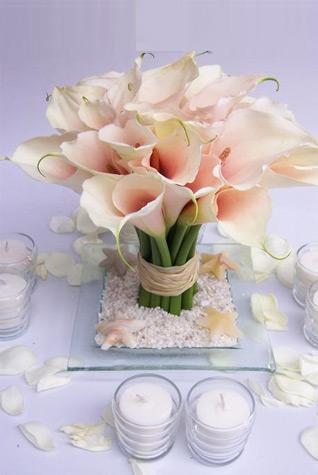 Los detalles de lex centros de mesa para tu boda for Adornos para bodas con plantas