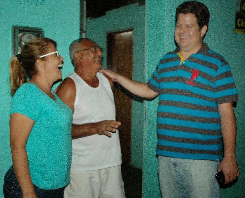 Dr. Júnior recebe adesões e intensifica trabalho de mídia do candidato Cássio Cunha Lima
