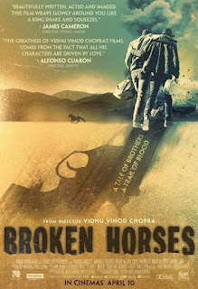 Broken Horses (2015) Online