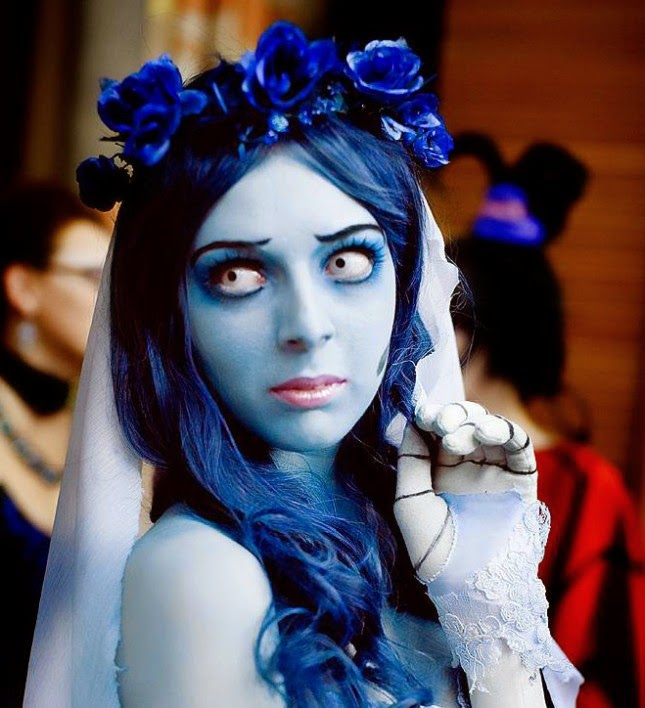 10 Ideas de Maquillaje Artistico para Halloween