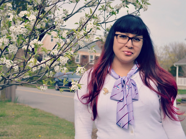 Outfit Diary - Cherry Blossoms