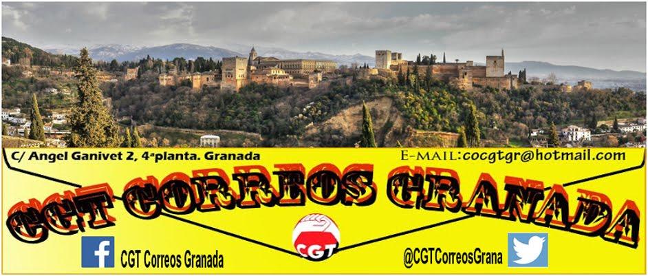 CGT Correos Granada