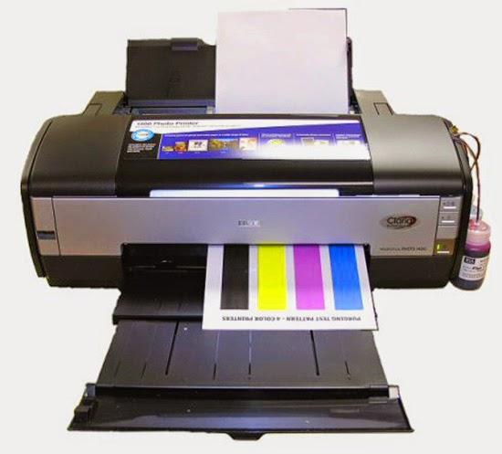 epson stylus photo 1400 not printing