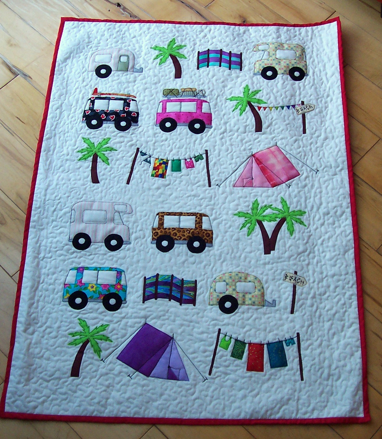 house of spoon: camping cot quilt - babyroom9 : camping quilt - Adamdwight.com