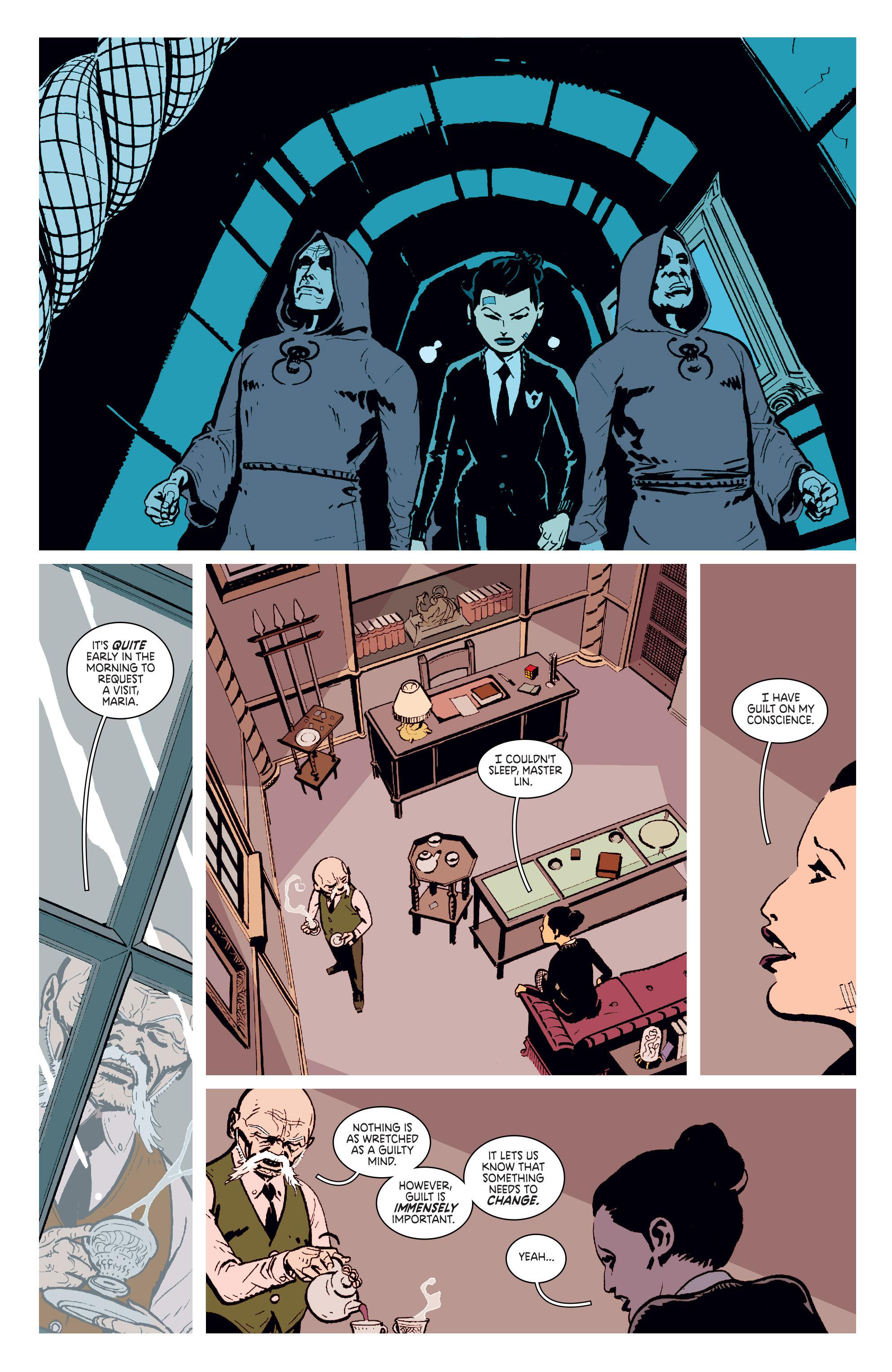 Read online Deadly Class comic -  Issue # _TPB 3 - 46