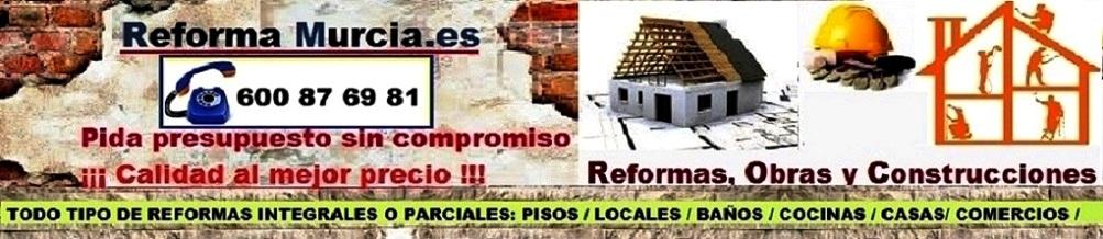 Reformas en murcia 600 876 981 precios reformas - Electricistas en murcia ...