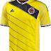 Colombia lança camisa titular para a Copa do Mundo
