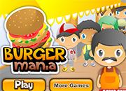juegos de cocina burger mania