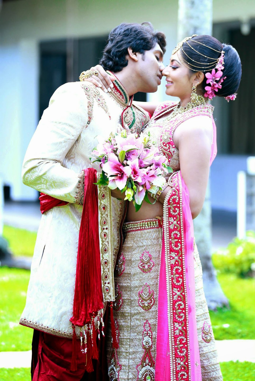 Udari Kaushalya and Sangeeth hot
