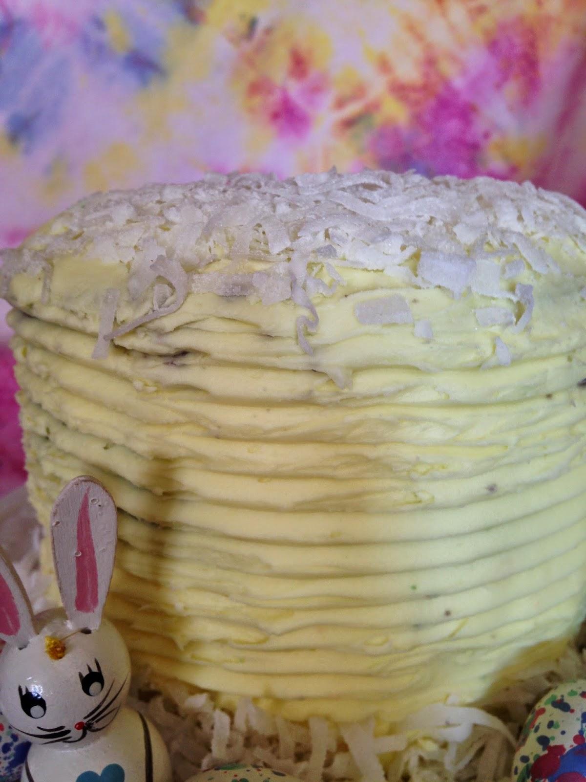 colorful velvet cakes