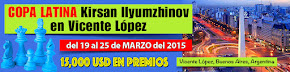 Argentina: VI Copa Latina de Ajedrez Kirsan Illyumzhinov (Clic a la imagen)