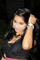 Actress Smithika  Pictures at Adi Lekka Audio Launch 0006.jpg
