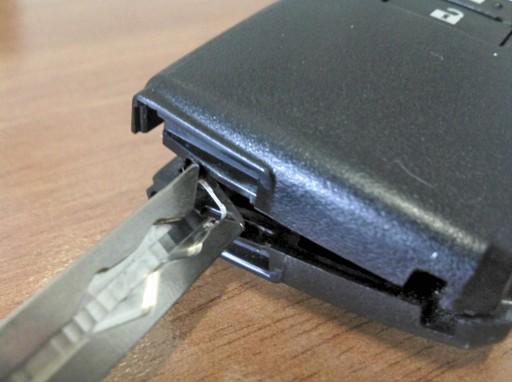 Замена батарейки ключ bmw
