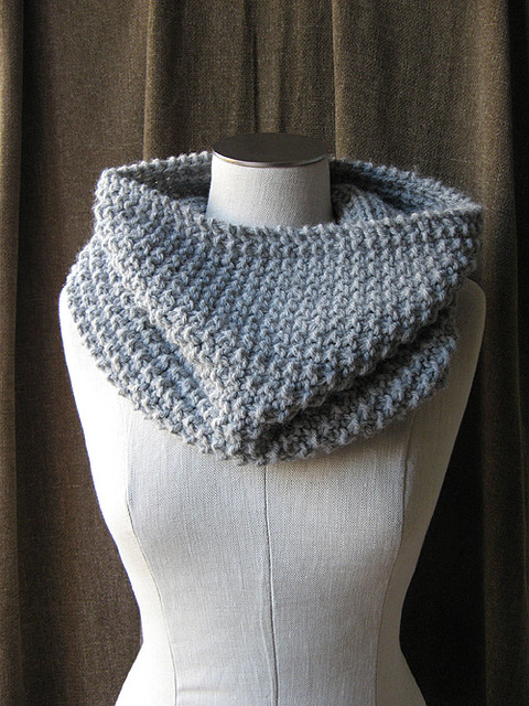 knitting patterns free cowl knitting pattern