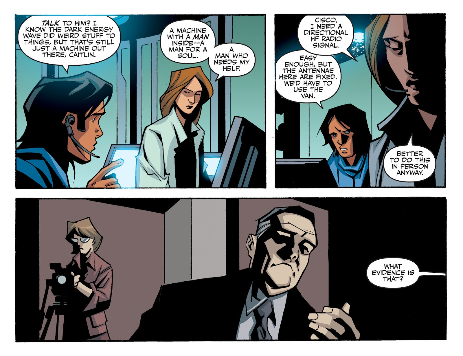 The Flash: Season Zero [I] Issue #19 #19 - English 14