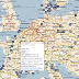 Europe GPS POI Files for Autoroute Aires, Wild Camping & Services
