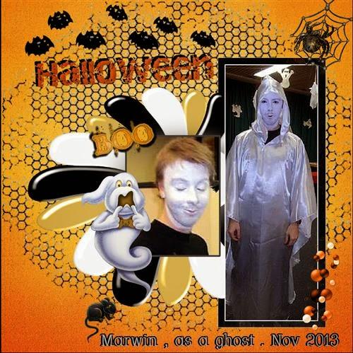 lo 2 , Marwin als spook.