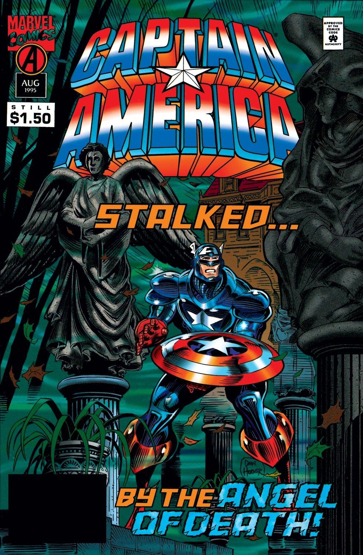 Captain America (1968) Issue #442 #396 - English 1