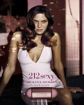 212 Sexy Perfume by Carolina Herrera.