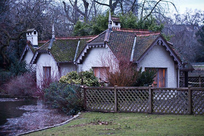 Hydrangea hill cottage what is a cottage - Cottage inglesi interni ...