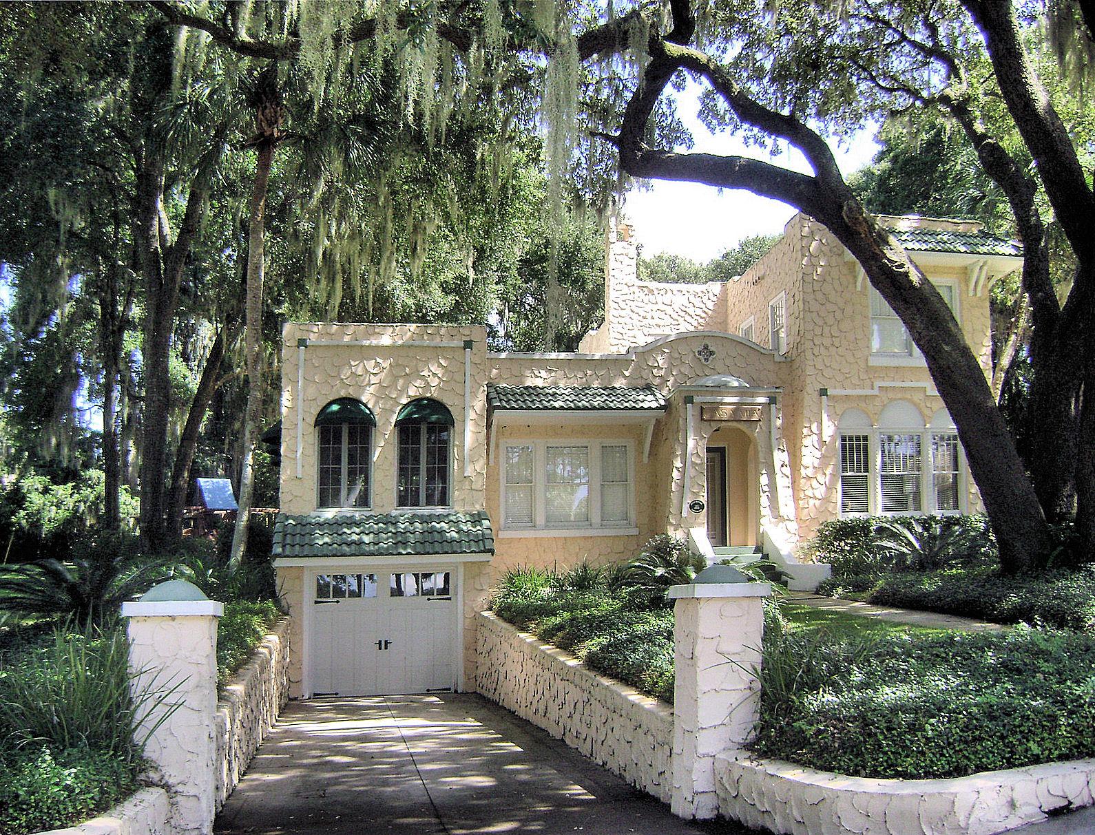 Transformations and whispers homes with character for Florida house builders