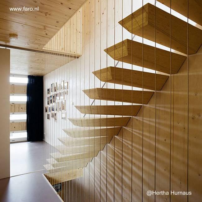 Arquitectura de Casas: 25 modelos de escaleras de interiores.