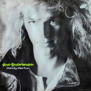 SANDY MARTON - Love Synchronicity (1987)