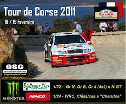 Tour de Corse 2011