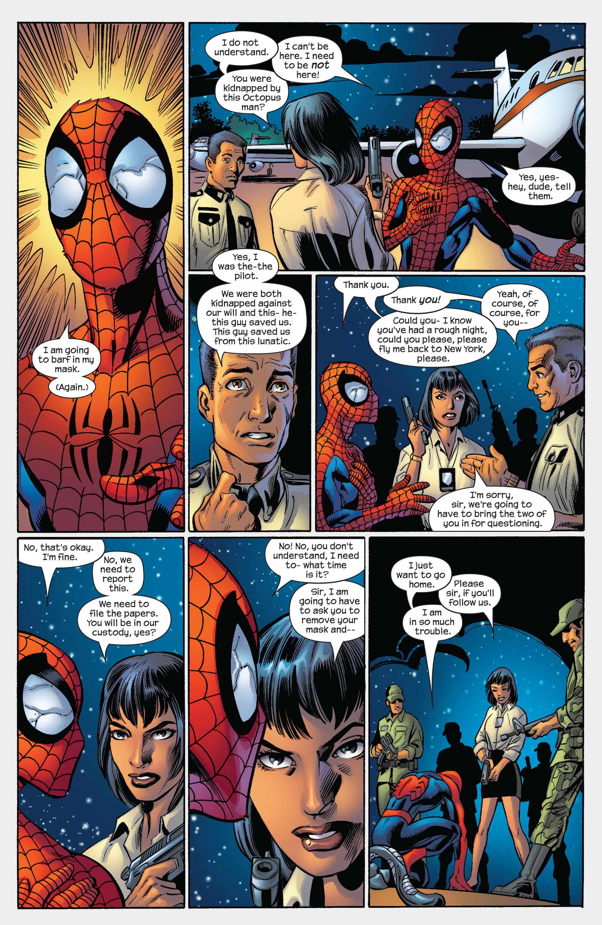 Ultimate Spider-Man (2000) Issue #58 #62 - English 10