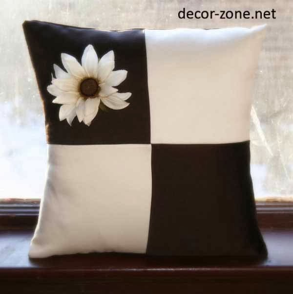 simple pillows for a sofa