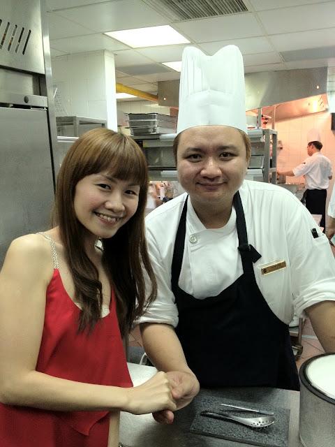 blu, shangri-la hotel chef kelvin chia
