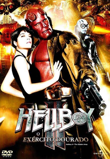 Hellboy II – O Exército Dourado