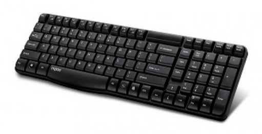 Harga Keyboard wirelles Rapoo E1050 terbaru