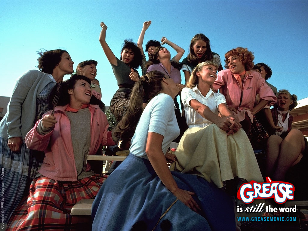 movie grease