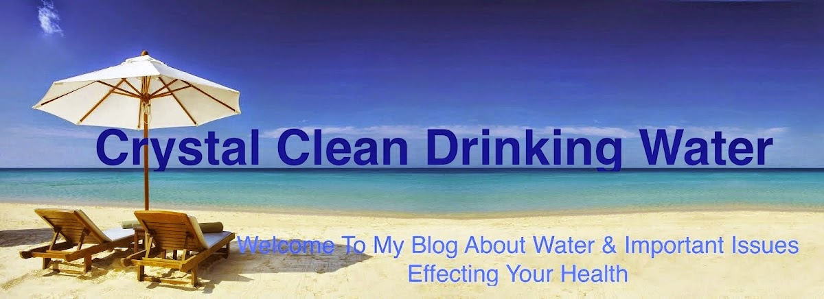 Crystal Clean Drinking Water Blog