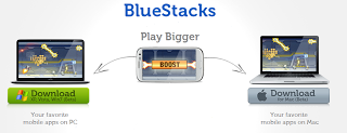 BlusStacks Run your Android apps and games on pc