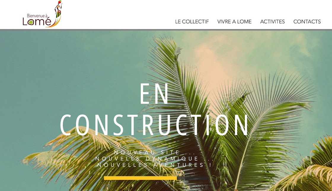 Redirection vers le nouveau site internet du Collectif