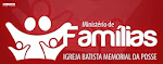 MINISTÉRIO DE FAMÍLIAS - CHEGOU A HORA!