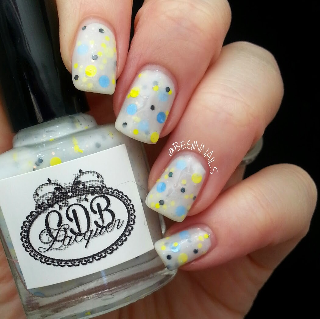 Let\'s Begin Nails: CDB Lacquer A Land Full of Wonder Swatch and ...