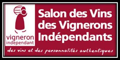 Salon des Vins des Vignerons Indépendants porte de Versailles Paris