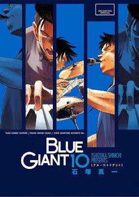 BLUE GIANT ブルージャイアント 第01-10巻 raw zip dl
