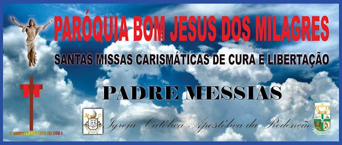 PARÓQUIA BOM JESUS DOS MILAGRES