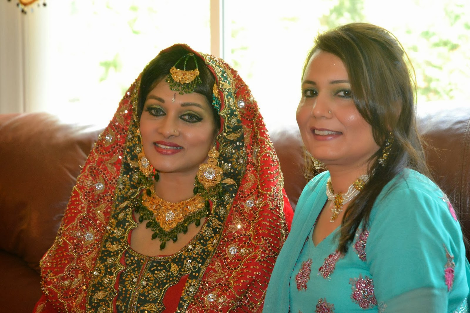 Pakistani actress alishba wedding