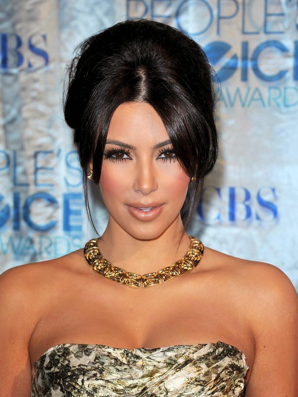 Kim Kardashian Latest Models