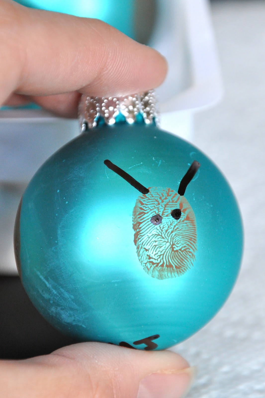 Christmas Ornaments With Initials