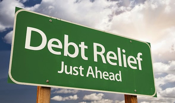 Steps to Debt Relief