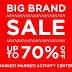 Vans Big Brand Sale at Market Market Activity Center: October 28 - 30