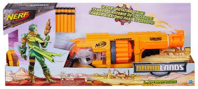 TOYS : JUGUETES - NERF Doomlands 2169  Lawbringer | Blaster | Pistola Producto Oficial 2015 | Hasbro B3457 | A partir de 8 años Comprar en Amazon España